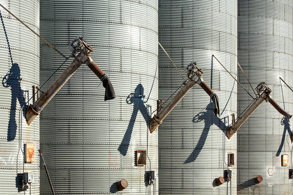 Bin Wall Art - Photograph - Augers Waiting by Todd Klassy