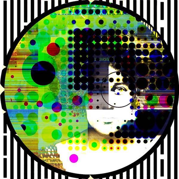 Aspect Digital Art - Augmented.self by Mark Sedgwick
