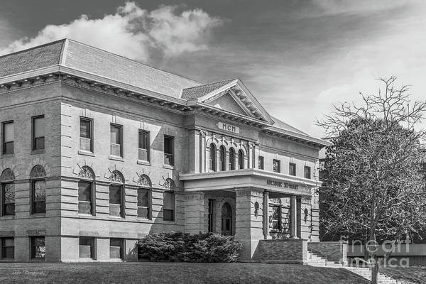 Photograph - Augsburg College Old Main by University Icons