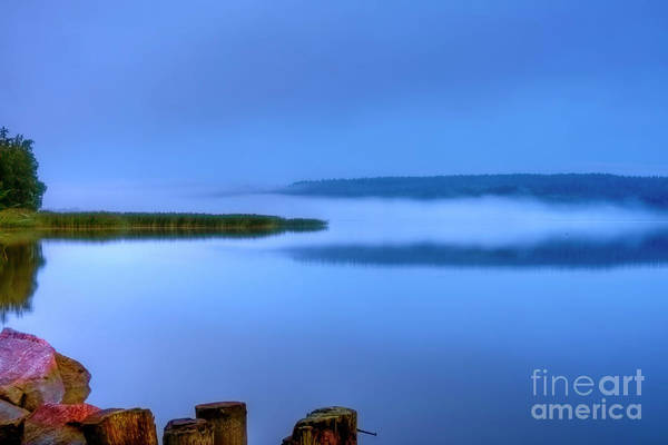 Finland Photograph - August Morning At 5.40 by Veikko Suikkanen