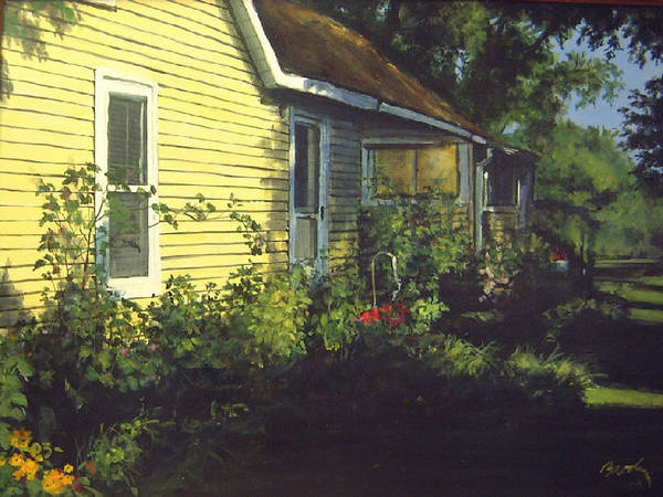 Painting - Aunt Betty by William Brody
