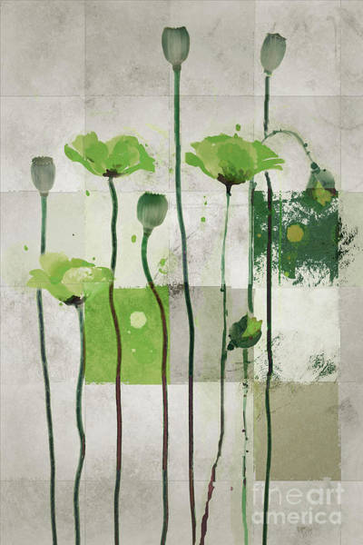 Wall Art - Mixed Media - Aure - 12j117088132c4 by Variance Collections