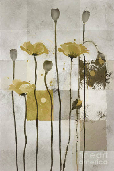 Wall Art - Mixed Media - Aure - 12j117c7 by Variance Collections