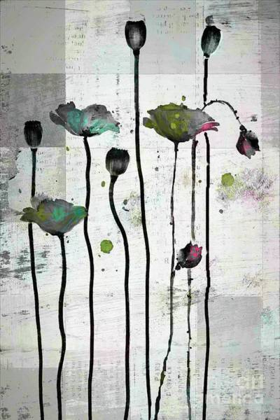 Wall Art - Mixed Media - Aure - 44t2bk5fc29tv3 by Variance Collections