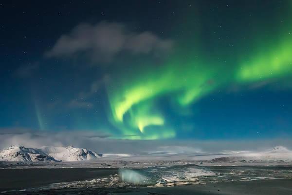 Photograph - Aurora Borealis by Susan Leonard