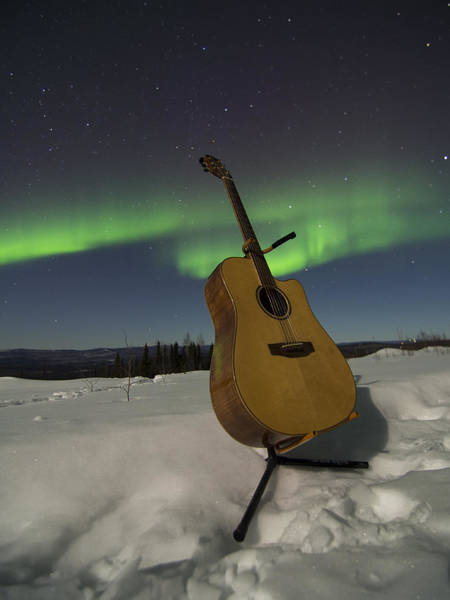 Photograph - Aurora Instrumentalis by Ian Johnson