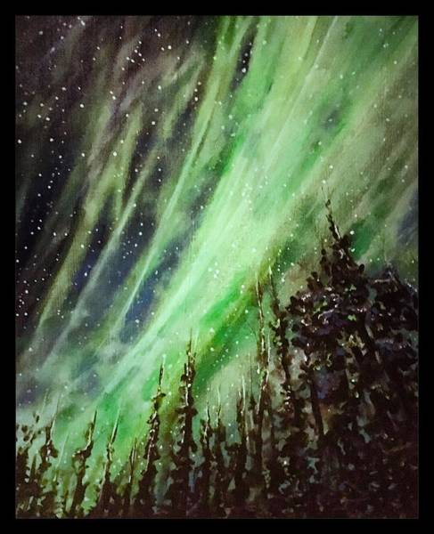 Painting - Aurora by Joel Tesch