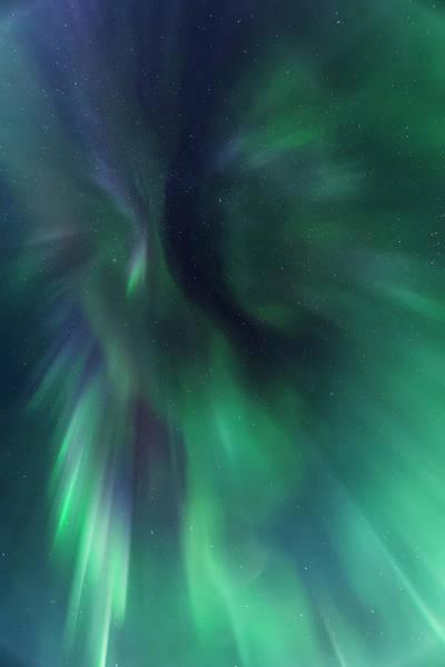 Photograph - Aurora Kaleidoscope by Dan Jurak