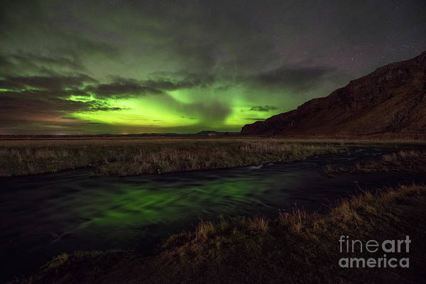 Wall Art - Photograph - Aurora Reflections  by Michael Ver Sprill