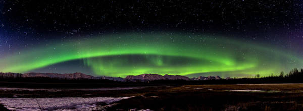 Photograph - Aurora Spiral by Bryan Carter