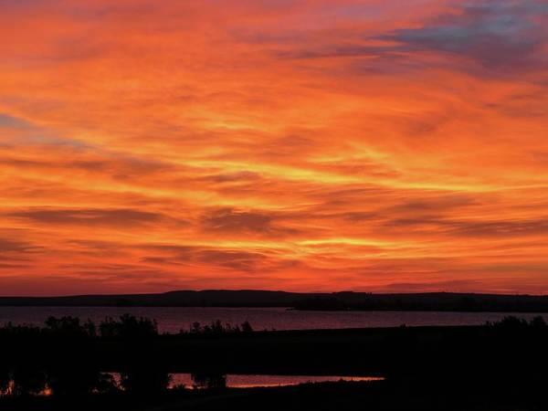 Arapahoe County Wall Art - Photograph - Aurora Sunrise by Connor Beekman