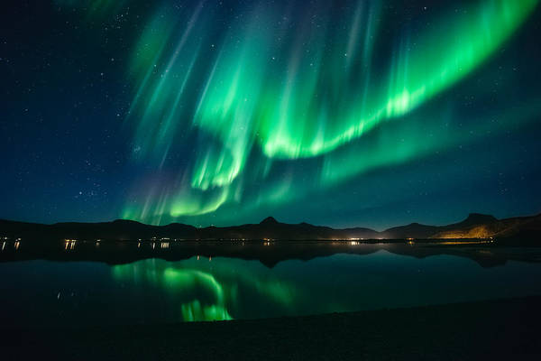 Wall Art - Photograph - Aurora Surprise by Tor-Ivar Naess