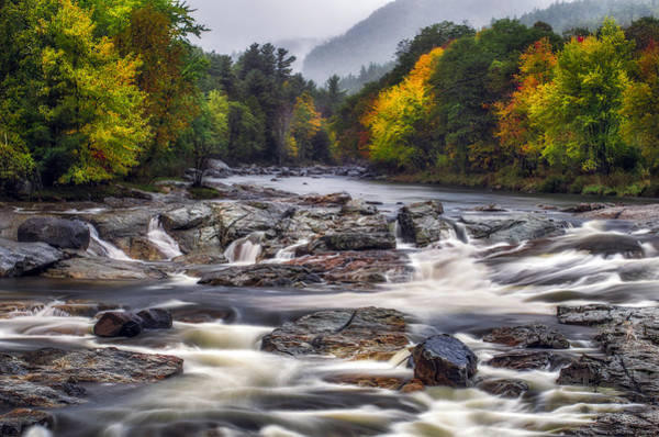 Wall Art - Photograph - Ausable Cascades by Mark Papke