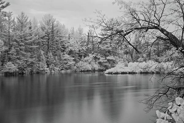 Wall Art - Photograph - Ausable River Infrared 6147 by Michael Peychich