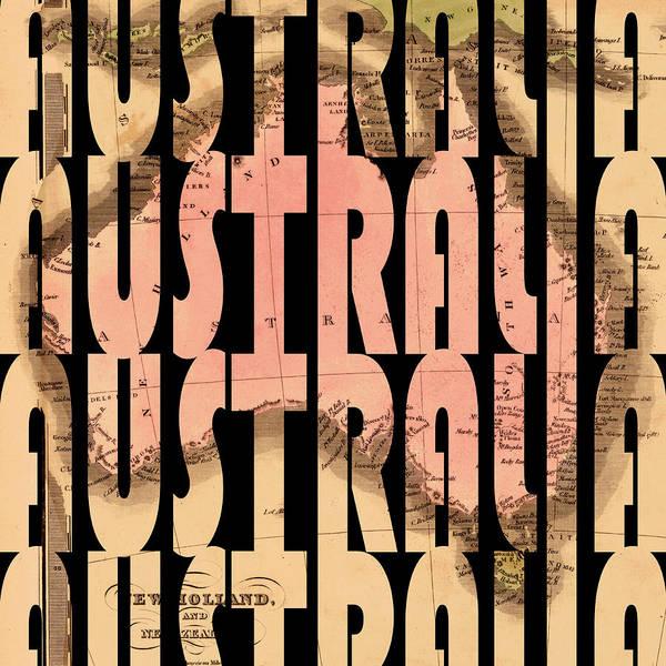 Photograph - Australia 1840 by Andrew Fare