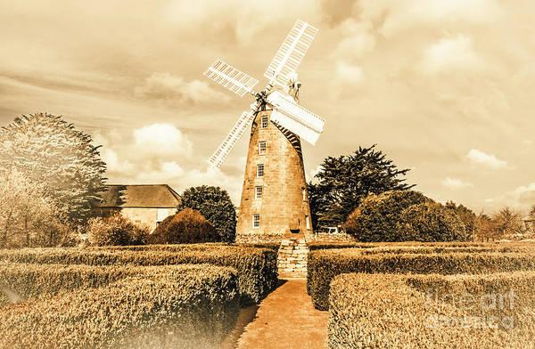 Photograph - Australian Antique Flour Mill by Jorgo Photography - Wall Art Gallery
