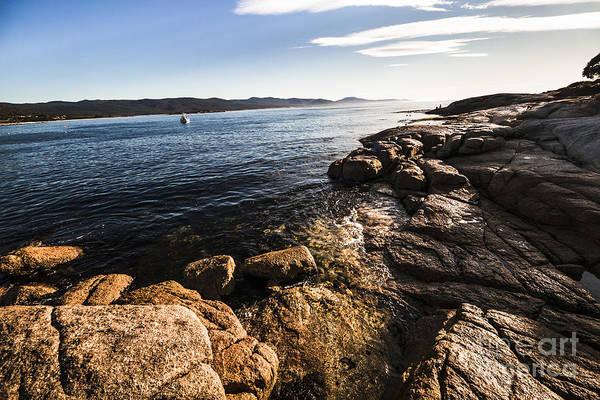 Photograph - Australian Bay In Eastern Tasmania by Jorgo Photography - Wall Art Gallery
