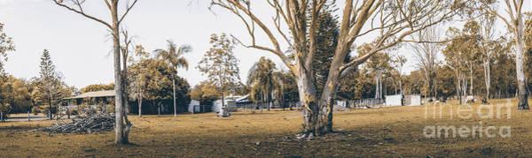 Wall Art - Photograph - Australian Rural Countryside Landscape by Jorgo Photography - Wall Art Gallery
