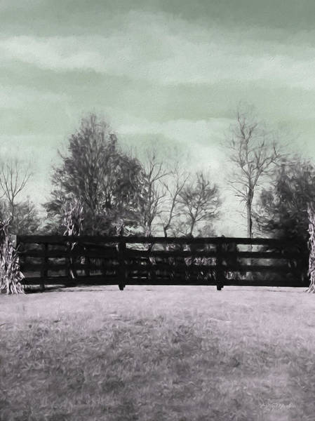 Photograph - Autumn 1862 - Painting by Ericamaxine Price