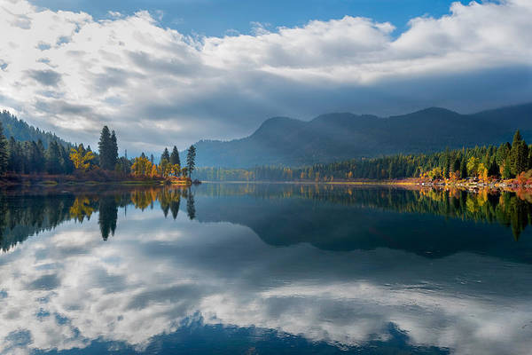 Photograph - Autumn Along The Pend Oreille River by Harold Coleman
