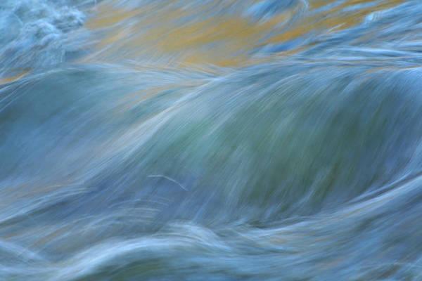 Photograph - The Flow by Fraida Gutovich