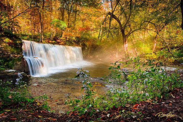 Photograph - Autumn At Hidden Falls by Rikk Flohr