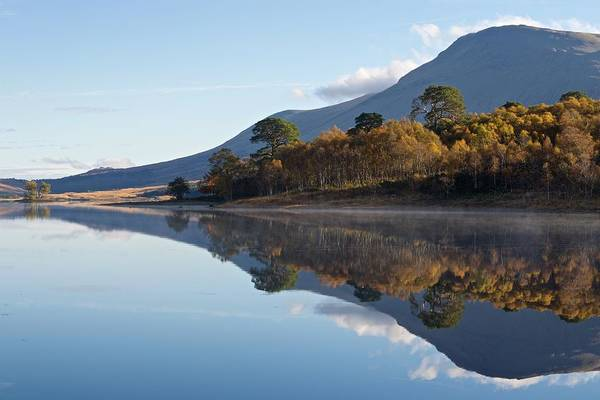 Photograph - Autumn At Loch Tulla by Stephen Taylor