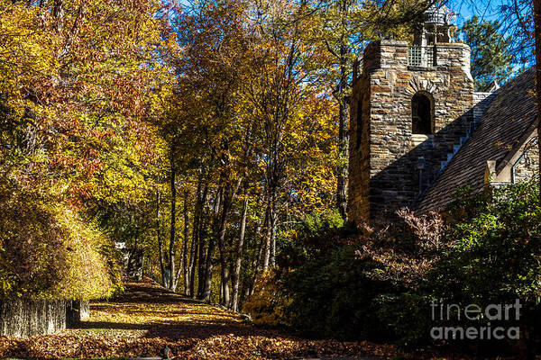 Photograph - Autumn At The Garrett Chapel by William Norton
