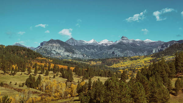 Photograph - Autumn At The Weminuche Bells by Jason Coward