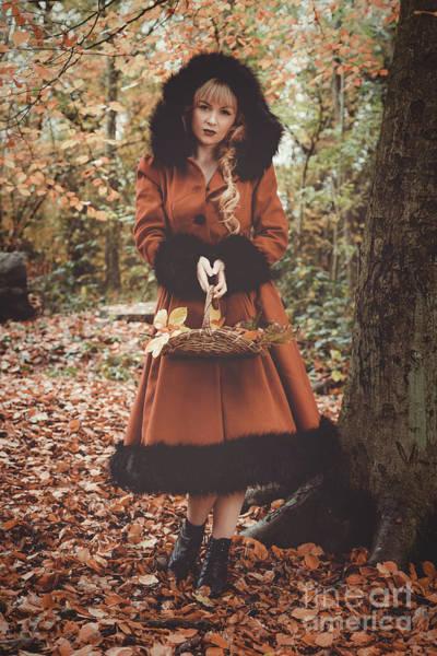 Wall Art - Photograph - Autumn Beauty by Amanda Elwell