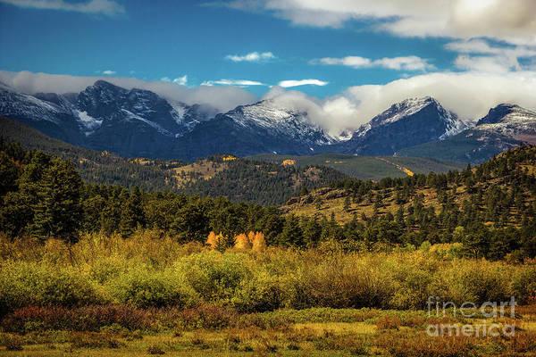 Photograph - Autumn Before Winter by Jon Burch Photography