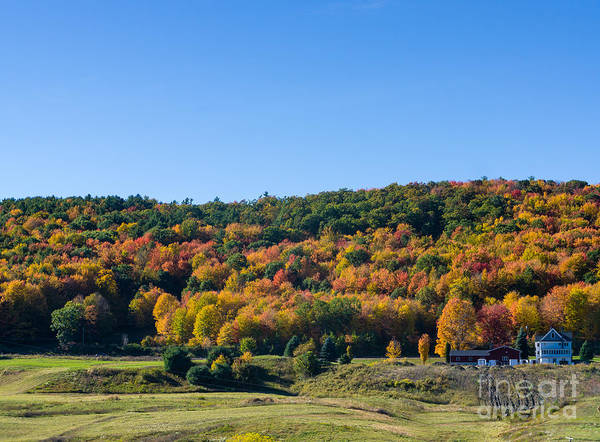 Wall Art - Photograph - Autumn Colors And Landscapes by DAC Photo