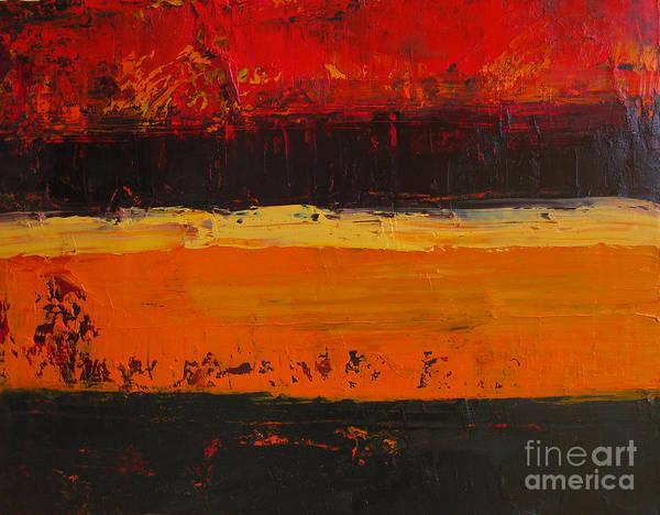 Painting - Autumn Day by Patricia Awapara