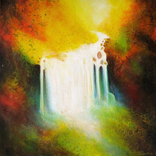 Painting - Autumn Falls by Jaison Cianelli