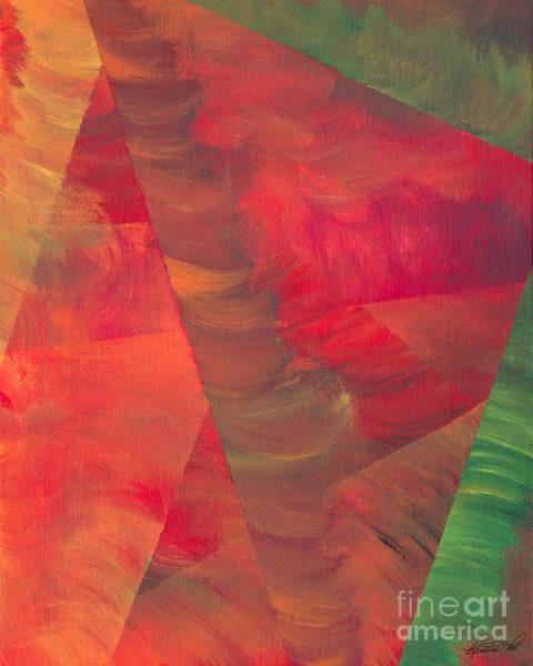 Painting - Autumn Fury by Kristen Fox
