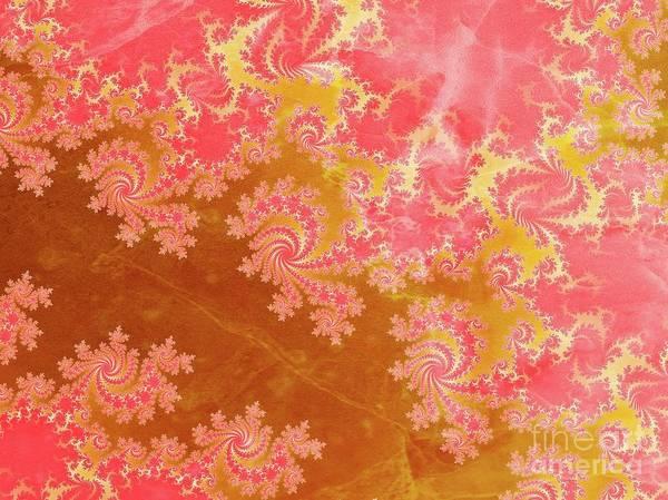 Fibonacci Spiral Digital Art - Autumn Genome by Raphael Terra