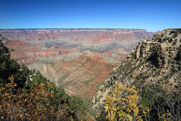 Photograph - Autumn In Grand Canyon by Pierre Leclerc Photography