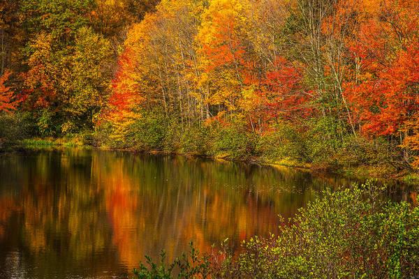 Wall Art - Photograph - Autumn In Monroe by Karol Livote
