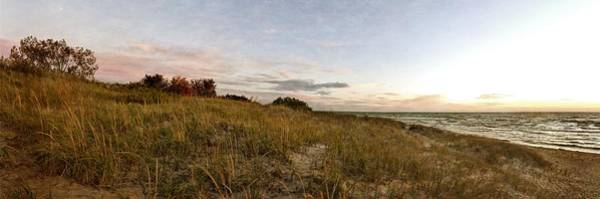 Photograph - Autumn In The Dunes by Michelle Calkins