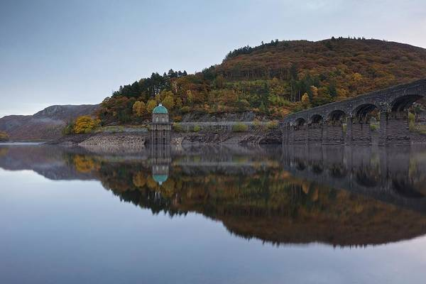 Photograph - Autumn In The Elan Valley by Stephen Taylor