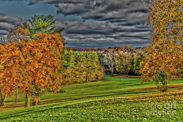 Photograph - Autumn In The Finger Lakes by William Norton