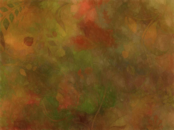 Painting - Autumn Jumble by Dan Sproul