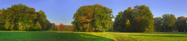 Photograph - Autumn Landscape Park by Sun Travels