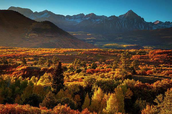 San Juan Mountains Photograph - Autumn Light by Andrew Soundarajan