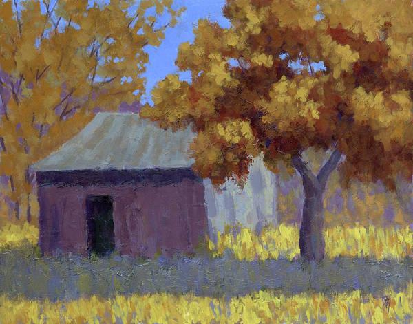 Painting - Autumn Memories by David King