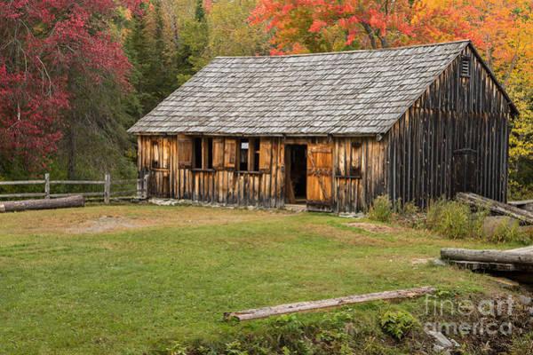 Photograph - Autumn Mill by Karin Pinkham