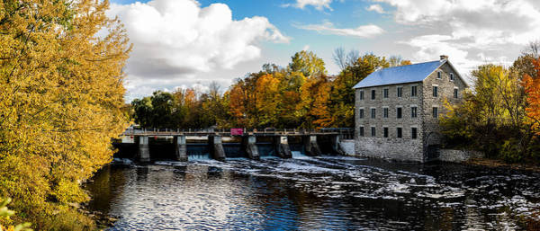 Photograph - Autumn Mill by M G Whittingham