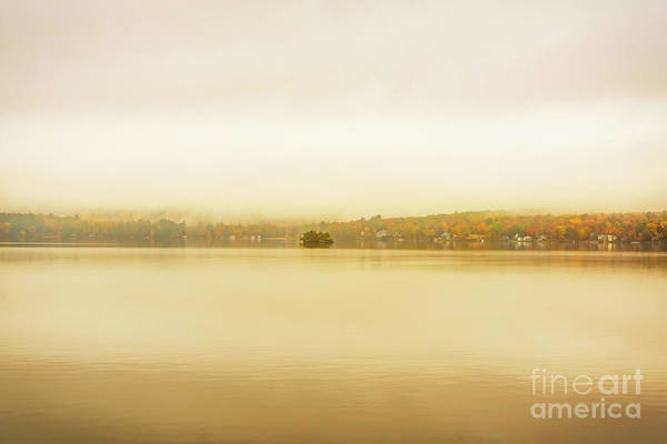 Wall Art - Photograph - Autumn Mist by DAC Photo