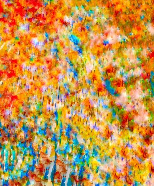 Digital Art - Autumn Moments by Cristina Stefan