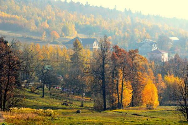 Gorecki Photograph - Autumn Morning by Henryk Gorecki